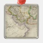 Persia and Arabia Ornaments