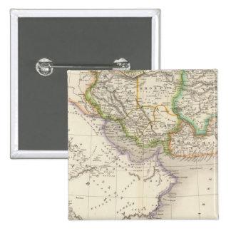 Persia and Arabia Pinback Button
