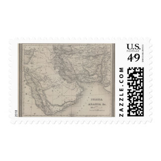 Persia and Arabia Stamp