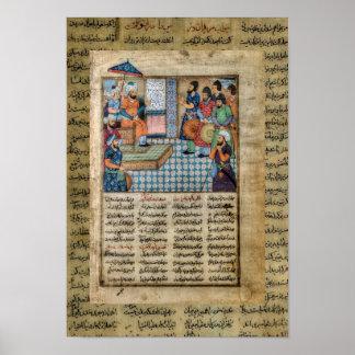 Persia antigua impresiones