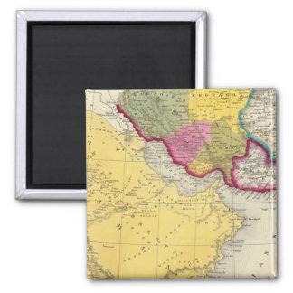 Persia Arabia 2 Imán Cuadrado