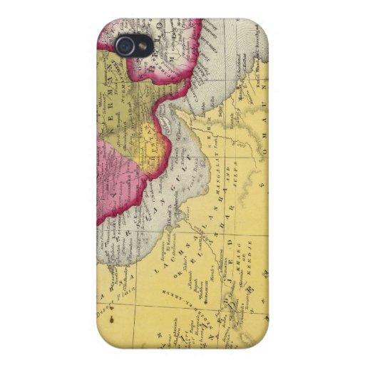 Persia Arabia 2 iPhone 4 Case