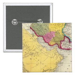 Persia Arabia 2 Pinback Button