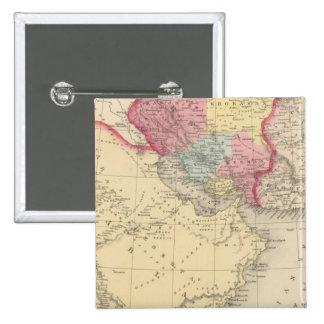Persia, Arabia 2 Pinback Button