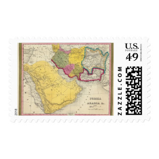 Persia Arabia 2 Postage Stamp