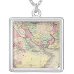 Persia Arabia Colgante Cuadrado