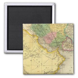 Persia Arabia Fridge Magnet