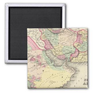Persia Arabia Magnets