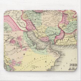Persia Arabia Mouse Pad
