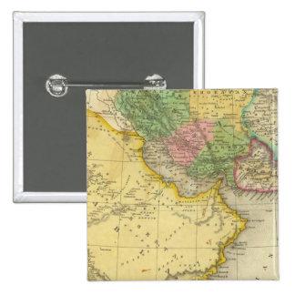 Persia Arabia Pinback Button