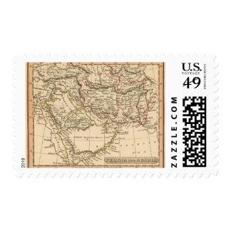 Persia, Arabia Postage Stamp