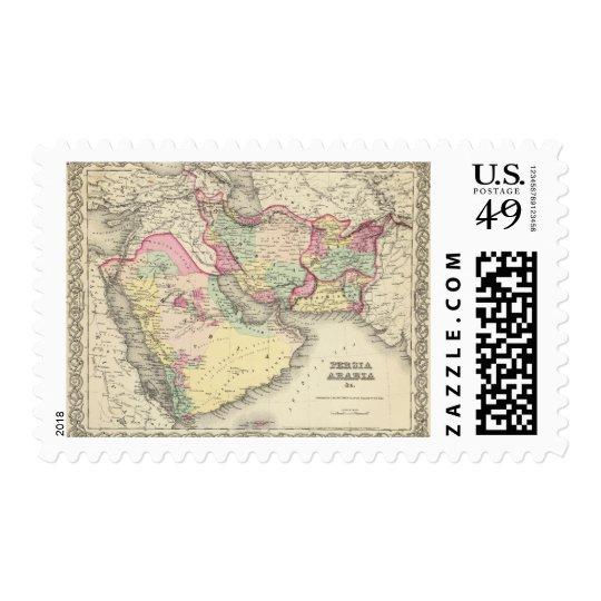 Persia Arabia Postage