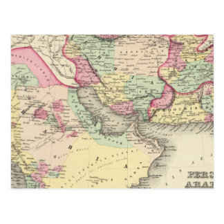 Persia Arabia Postales