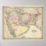 Persia Arabia Posters