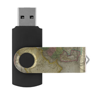 Persia Arabia Swivel USB 2.0 Flash Drive