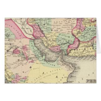 Persia Arabia Tarjeta De Felicitación