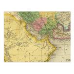 Persia Arabia Tarjeta Postal