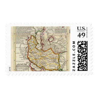Persia, Caspian Sea, part of Independent Tartary Postage