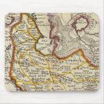 Persia, mar Caspio, parte de Tartary independiente Alfombrillas De Ratón