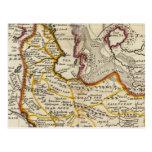 Persia, mar Caspio, parte de Tartary independiente Postal