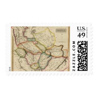Persia Stamp