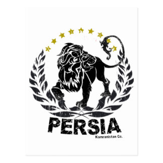 Persia Postcard