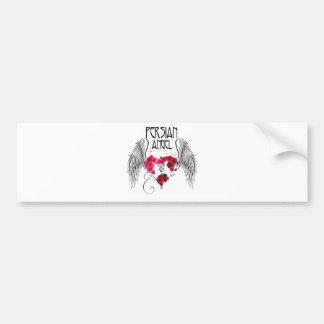 Persian Angel Bumper Stickers