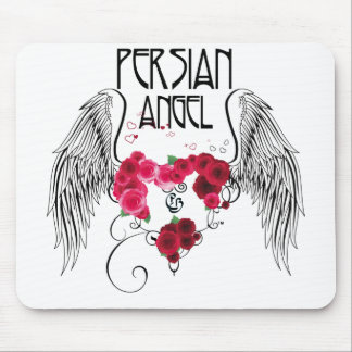 Persian Angel Mouse Pad