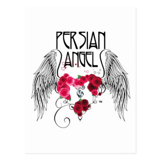 Persian Angel Postcard