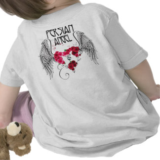 Persian Angel T Shirt