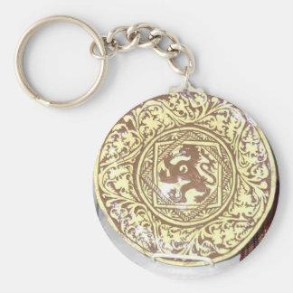Persian ArtPersian Art Keychain