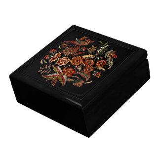 Persian Birds & Flwers Trinket Box