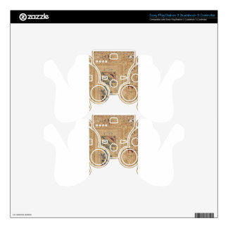 Persian calligraphy by Mir Ali Tabrizi Skins For PS3 Controllers