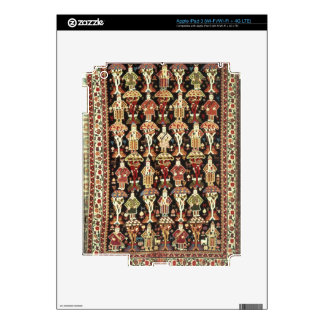 Persian carpet, 19th-20th century iPad 3 skin