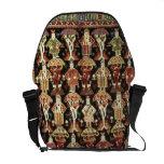Persian carpet, 19th-20th century messenger bag