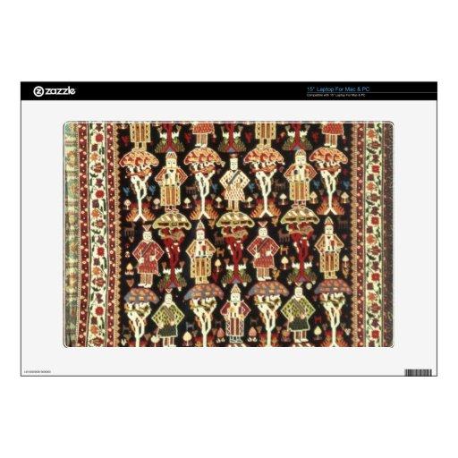 Persian carpet, 19th-20th century skin for laptop