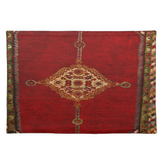 Persian carpet -bold design placemat