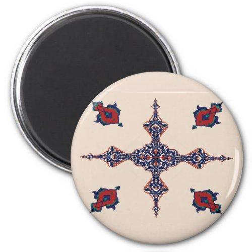 Persian Carpet motif Magnet