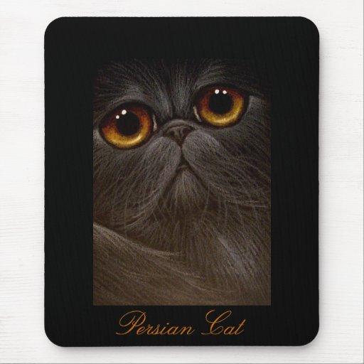 PERSIAN CAT 1 Mousepad