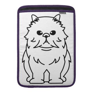 Persian Cat Cartoon Sleeves For MacBook Air