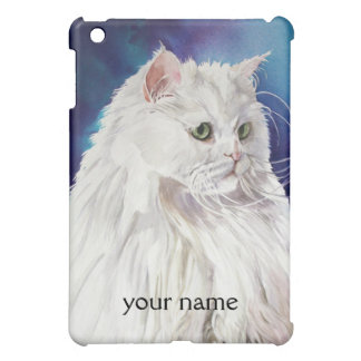 Persian Cat Custom iPad Hard Shell Case iPad Mini Covers