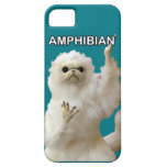 Persian Cat Guardian Amphibian Meme Phone Case! iPhone SE/5/5s Case