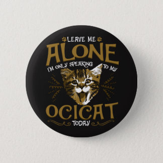 Persian Cat Quotes Button