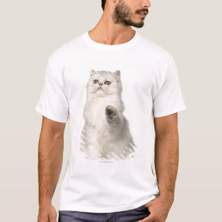 Persian cat sitting T-Shirt