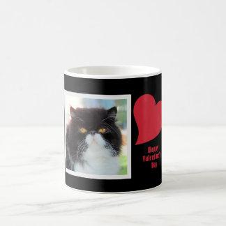 Persian Cat Valentine Mug