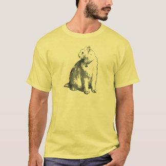 Persian Cat with Bell (circa 1954) T-Shirt