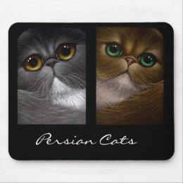PERSIAN CATS Mousepad