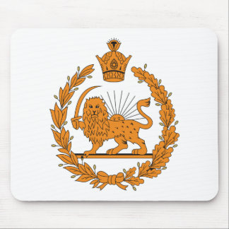 Persian Coat of Arms Mousepad