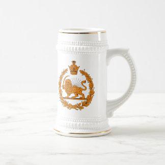 Persian Coat of Arms Mug