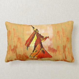 Persian dancer Pillow2 Throw Pillow